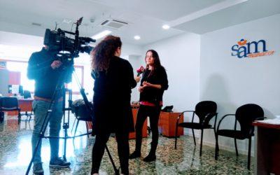 Entrevista a IB3 amb la presidenta de la SAM, Cristina Capó Santandreu